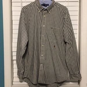 Tommy Hilfiger Button Down Size Large